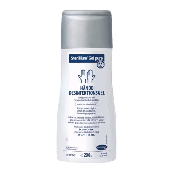 Bode Sterillium® Gel pure Händedesinfektion, 85% Ethanol 9817470