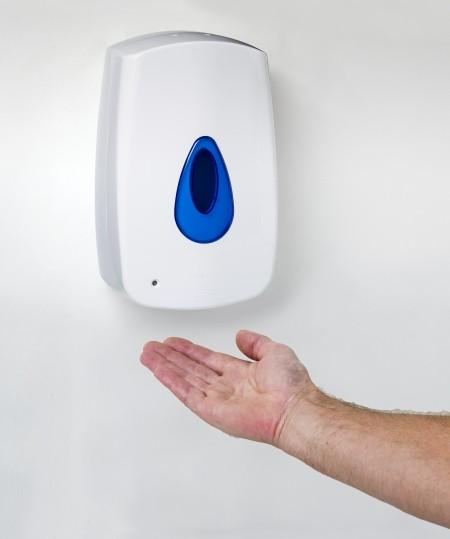 Brightwell Modular berührungsloser Desinfektionsmittelspender Sensor Touchless 4EIR-WWB/O/G9