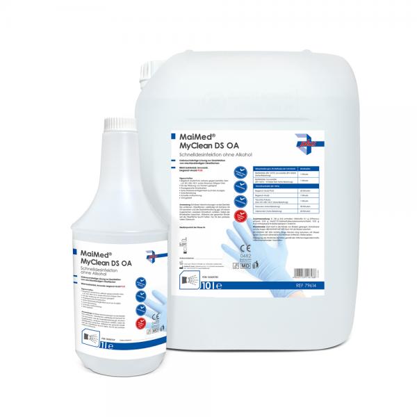 MaiMed® MyClean - DS OA Oberflächendesinfektion 10.000ml 79614