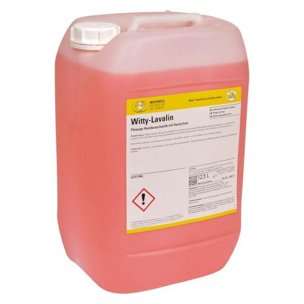 Witty Lavalin flüssige Handwaschseife mit Hautschutz 12,5 Liter