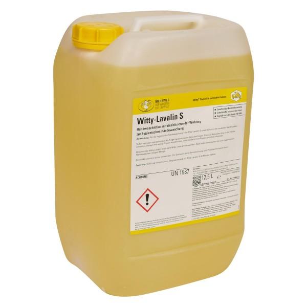 Witty Lavalin S Handwaschlotion mit desinfizierender Wirkung 12,5 Liter