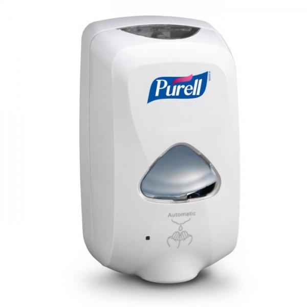 Purell® TFX™ Berührungsloser Händedesinfektionsspender, 1200ml Weiß